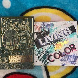 Bundle storybook cosmetics palettes